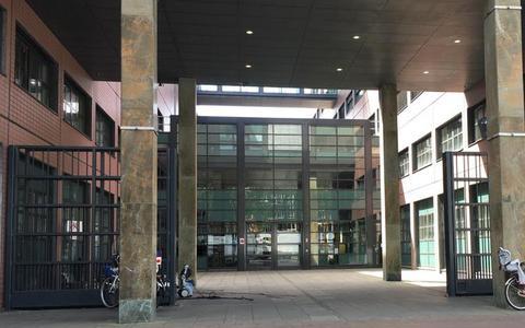 De rechtbank in Leeuwarden.