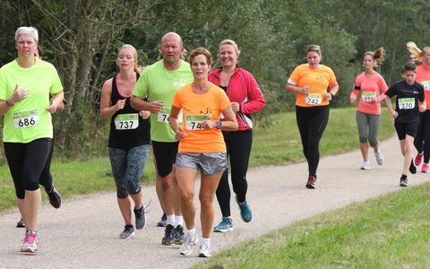 De Lindewijk is nu al in trek bij hardlopers, en is ook de locatie voor het jaarlijkse 'Rondje Lindewijk'.