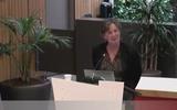 Sonja van der Wijk, directeur-bestuurder van het Stellingwerf College.