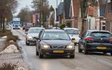 De Steenwijkerweg heeft nu nog de inrichting als provinciale weg, zoals die in gebruik was vóór de opening van de A32 in 1988.