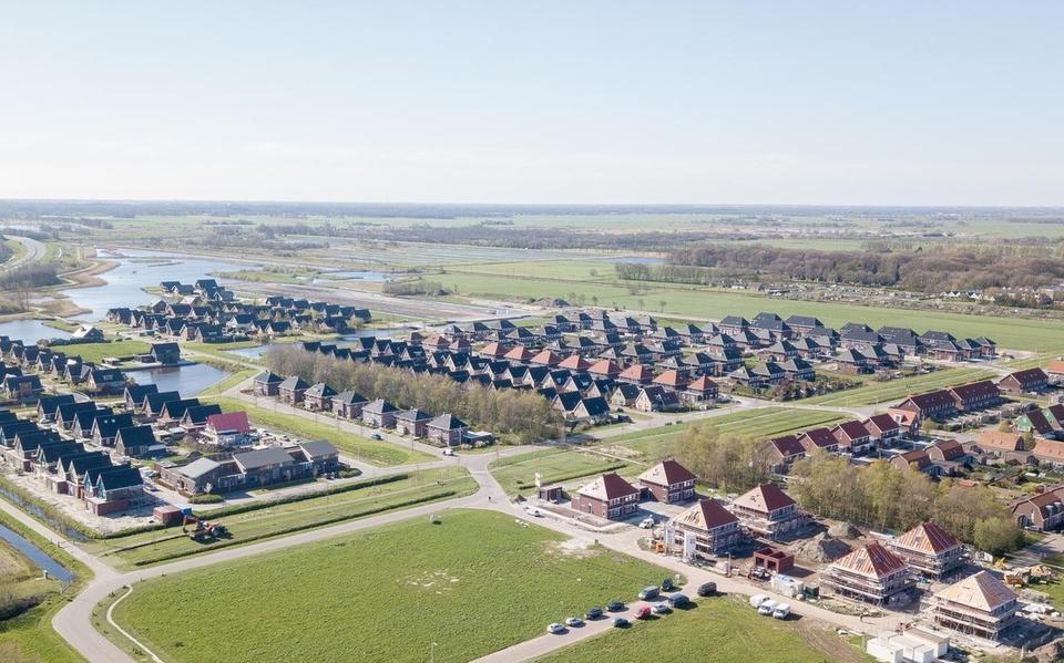 De Lindewijk in Wolvega zorgt voor groei in Weststellingwerf.