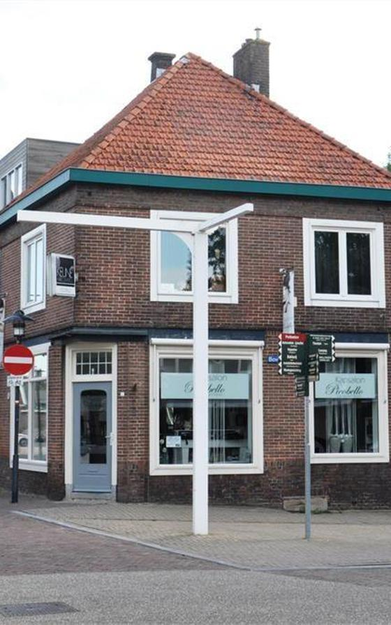 De nieuwe vestiging in Noordwolde.