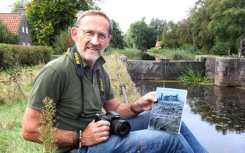 Als het even kan, trekt Westenberg met een camera de natuur van Weststellingwerf in.