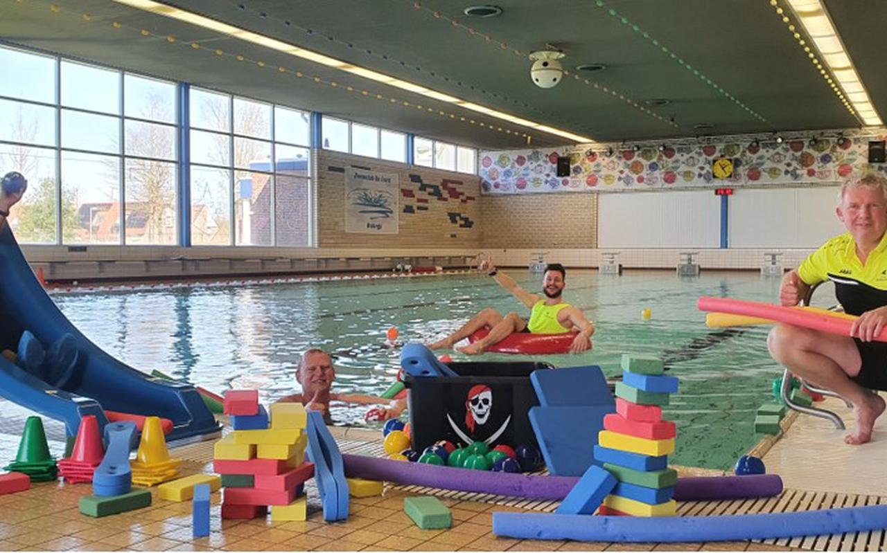 Zwembad De Steense.