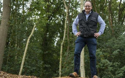 Voedselbossen zijn eetbare productiebossen die opgebouwd zijn uit meerdere lagen.