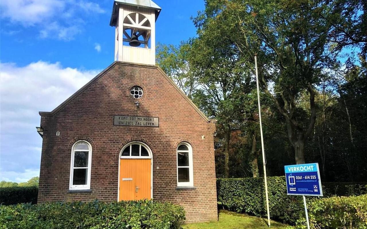 Het kerkje in De Hoeve.
