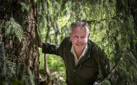 'Ik kijk altijd naar boven': Voor boswachter Yntze de Vries is de tijd omgevlogen