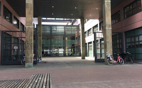 De rechtbank in Leeuwarden