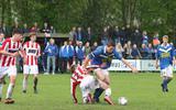 Voetbal Oldeholtpade tegen De Blesse